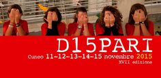Scrittorincittà 2015  http://www.comune.cuneo.gov.it/news/dettaglio/periodo/2015/03/12/scrittorincitta-2015-sara-dispari-1.html