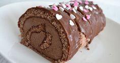 Sweet Desserts, Vegan Desserts, Delicious Desserts, Baking Recipes, Cake Recipes, Snack Recipes, Finnish Recipes, Valentines Food, Cake Bars