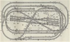 Gleisplan 3: Märklin-Anlage 12 aus Gleisplanheft 390