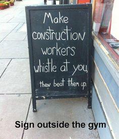 Ha!  #fitness #motivation