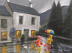 All work is 100% hand painted by Pete Rumney. Original Canvas Painting By PETE RUMNEY. This is the original authentic painting and not a print, complete with certificate of authenticity signed by the British North East of England artist Pete Rumney. | eBay!