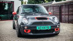 MINI Project ASE by MartijnKoevoets, via Flickr