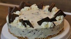 After Eight Torte – schnell & einfach zubereitet – NO BAKE