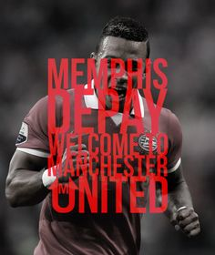 Memphis Depay - Welcome to the best! #MUFC