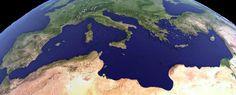 """THM - Tecnologías de la Horticultura Mediterránea: Los diez países mediterráneos que componen el """"diá..."""