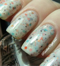 Shiny Pebbles Full Size Nail Polish