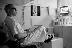 A look inside of Pelican Bay State Prison Photographer Mark...