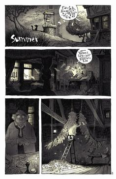 Florent Sacré Comic, Sequential, Graphic Novel.
