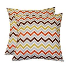 I pinned this from the Elisabeth Michael - Graphic and Colorful Pillow Pairs, Window Treatments & More event at Joss and Main!