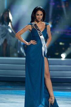 Miss Universe 2011 Evening Gown: Preliminary Competition