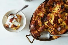 Bread Pudding Without a Recipe