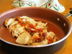 BBQ Turkey Breast with Sauted Apple Salsa  | Carefree Cooking Magazine