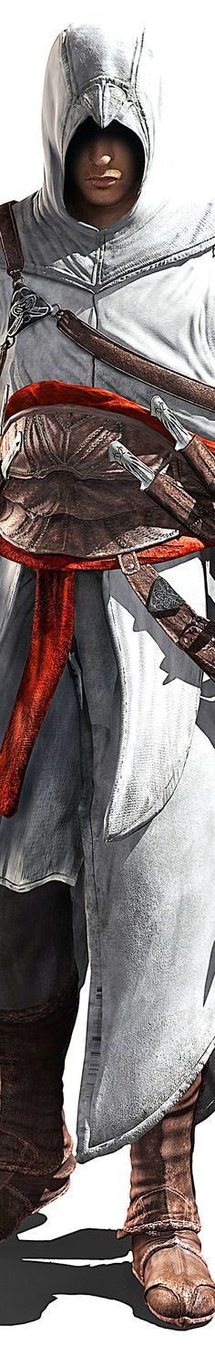 And then suddenly!! A giant Altaïr!!!