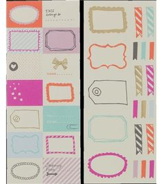 2-pack sticker sheets – HEMA