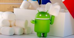 Smartphones with Android Marshmallow