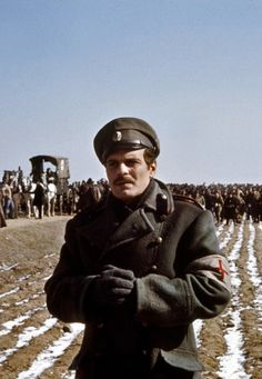 Omar Sharif in Doctor Zhivago