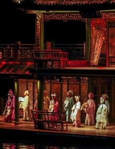 Impression West Lake performances – conducted on a stage floating on the water - are a Hangzhou can't-miss cultural experience.