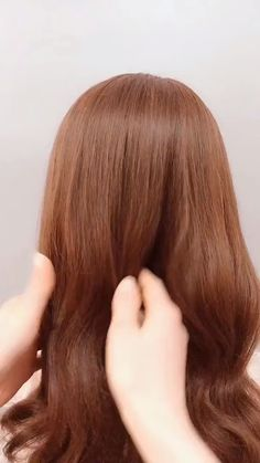 hairstyles for long hair videos Hairstyles Tutorials Compilation 2019 Part 184 hair style video for girl - Hair Style Girl Pretty Hairstyles, Girl Hairstyles, Braided Hairstyles, Hairstyles Videos, Hair Upstyles, Long Hair Video, Hairstyles For School, Easy Homecoming Hairstyles, Hair Videos