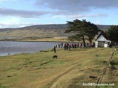 Long Island Mountain Falkland Islands