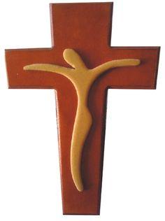 cruz con silueta de cristo - Buscar con Google