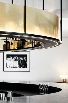 Eat Drink Design Awards Lounge Design, Lounge Bar, Cafe Design, Design Design, Design Ideas, Architecture Restaurant, Restaurant Interior Design, Modern Restaurant, Luxury Bar