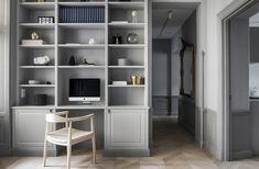 Stockholm Apartment, Melbourne Apartment, Workspace Desk, Interior Decorating, Interior Design, Nordic Design, Scandinavian Design, Best Interior, Modern Interior