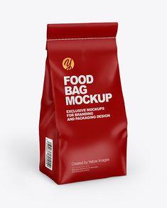 Download Idei Na Temu Bag Mockup 200 V 2021 G Upakovka Pishevye Upakovki Upakovki Kofe