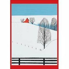 Eyvind Earle Winter Fields And Barn Christmas Cards-Set of 12 Pomegranate Communications,http://www.amazon.com/dp/B004W86KVO/ref=cm_sw_r_pi_dp_.8xLsb00WAG4BQWS