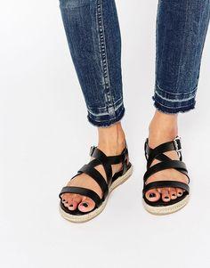 125ebee89799 ASOS JODY Espadrilles Sandals at asos.com