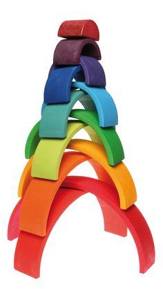 Creando con el arco iris grimm´s...More Pins Like This At FOSTERGINGER @ Pinterest