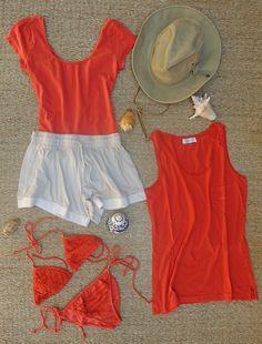 Comporta body Nosara short Algarve t-shirt Angel bikini SS15 LIVOB