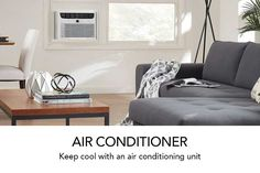 Keep Cool With An Air Conditioning Unit Scalp Folliculitis, Conditioning, Refrigerator, Mattress, Appliances, The Unit, Furniture, Gadgets, Accessories