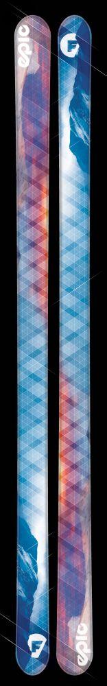 福爾瑟姆滑雪圖形由Ryan馬瑟在Coroflot.com