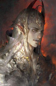 art by 黄光剑site - blog - behance