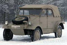 VW Typ 82 Kübel Bild
