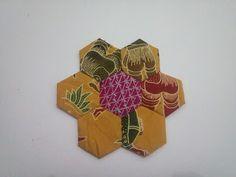 Tutorial hexagon patchwork