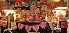 valentine decor holiday decor vintage valentines, seasonal holiday d cor, valentines day ideas, My piano is feeling the Luv