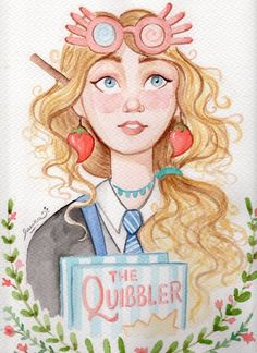 Fɑnɑrt's Hɑrry Potter [Concluída] – Luna Lovegood - Moyiki Sites Fanart Harry Potter, Harry Potter Kawaii, Harry Potter Sketch, Images Harry Potter, Wallpaper Harry Potter, Arte Do Harry Potter, Harry Potter Drawings, Yer A Wizard Harry, Harry Potter Facts