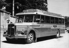#Saurer 3 #CT-3D #Fr| Standard 216 – Histo Bus Grenoblois Tramway, Van Camping, Unique Cars, Busses, Old Trucks, Coaches, Transportation, Train, World