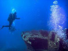 Épave du Stella Maru (île Maurice)