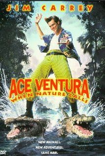 Ace Ventura: When Nature Calls- Hilarious and definitely worth watching! a true Jim Carey movie :) Rating-5/5