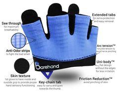 Barehand gloves - Minimalist gloves for lifting athletes