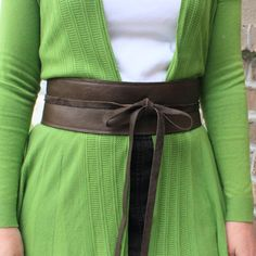 Obi Belts make me look sooo skinny!!!!