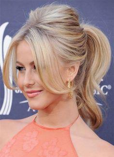 vintage ponytail hairstyles 2016