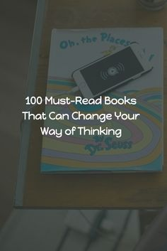 100 Must-Read Books That Can Change Your Way of Thinking - https://www.templatemonster.com/blog/100-must-read-books/