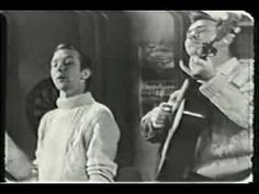 More music from childhood (again filmed before I was born) and I find it as easy to sing along with Tommy Makem and The Clancy Brothers as I do any more recent favorite song, perhaps even with greater familiarity