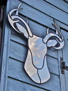 deer stag mirror!