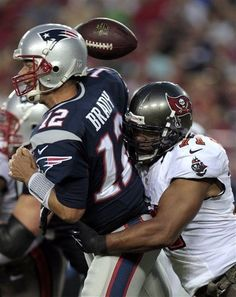 New England Patriots vs. Tampa Bay Buccaneers - Photos - August 24, 2012 - ESPN