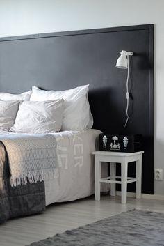 Deko 133: DIY: Sängynpääty