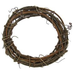 """10"""" Natural Grapevine Wreath 